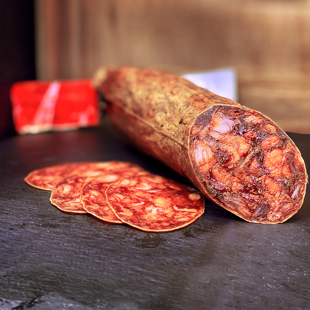 Chorizo ibérico de bellota Joselito
