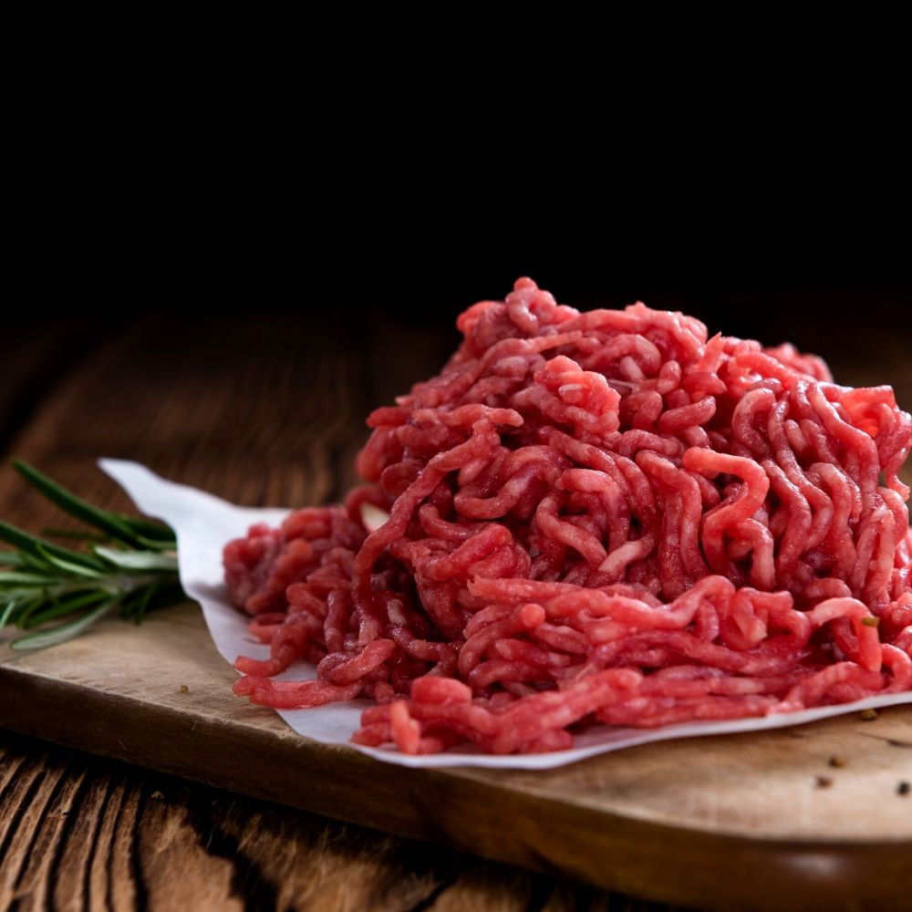 Carne picada ternera y cerdo